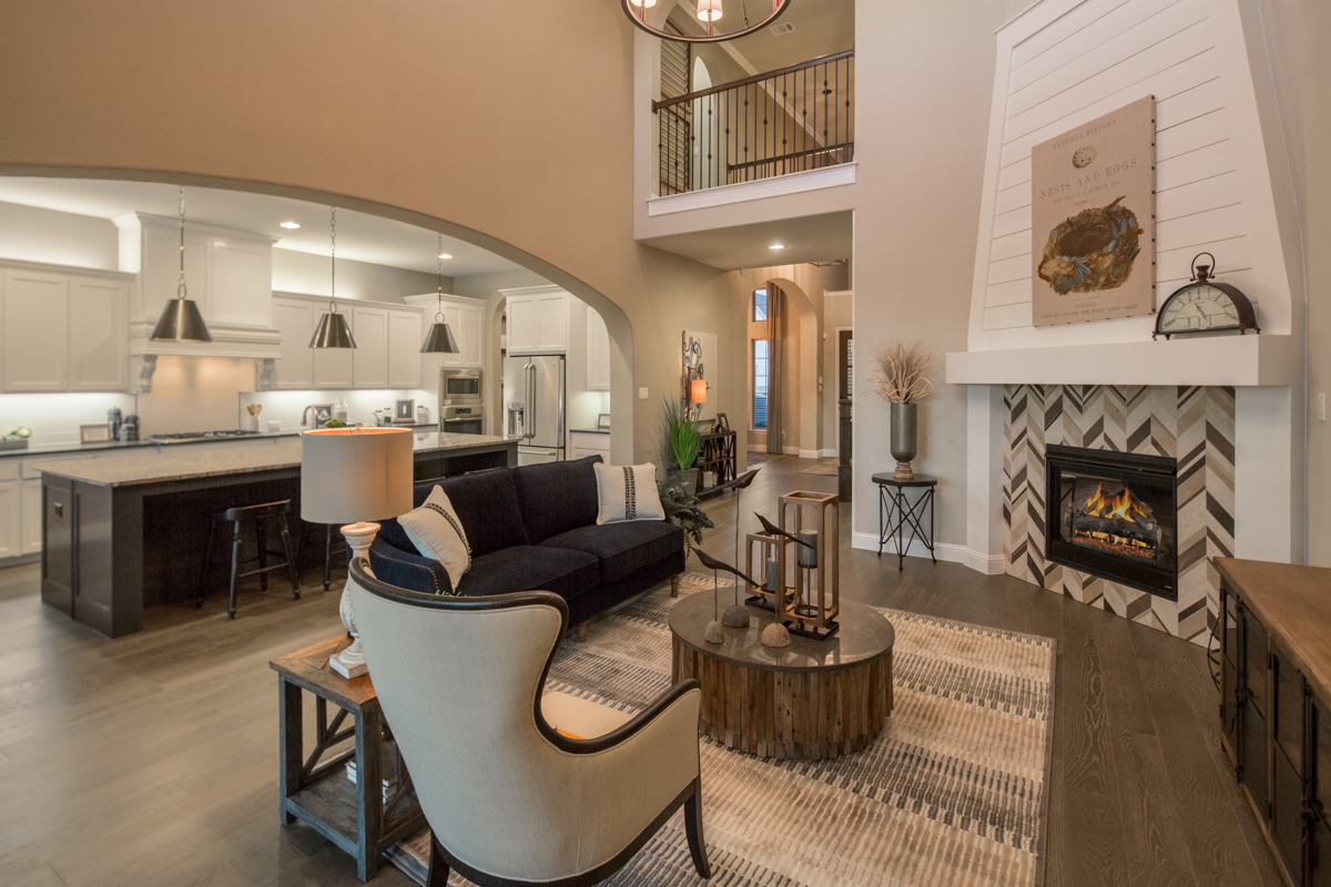 Homes Available in Mustang Lakes 60 – Britton Homes Floor Plans