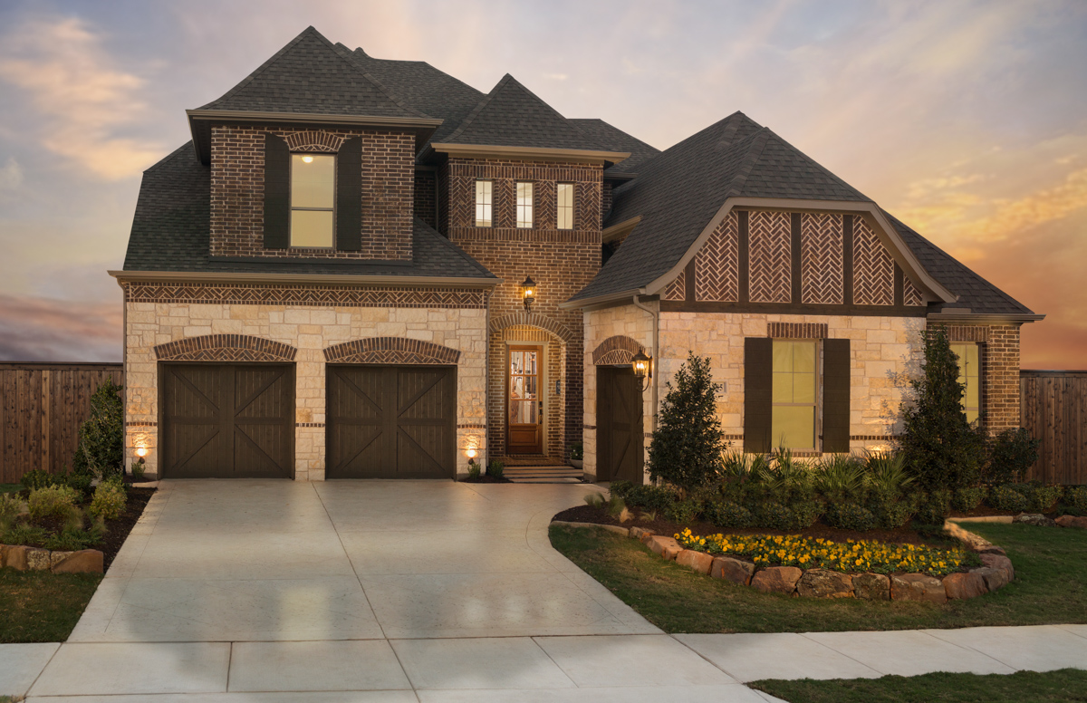 Homes Available In Hollyhock 65 39 Britton Homes