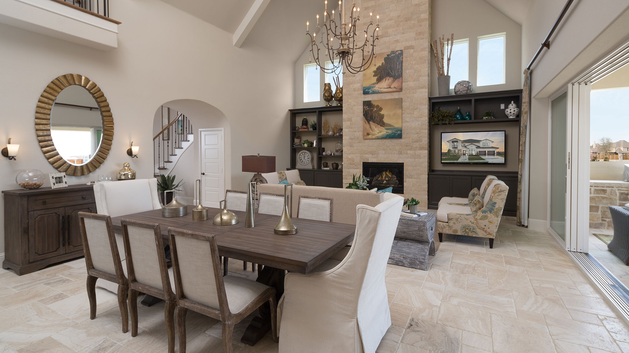 New Homes Frisco Available in Phillips Creek Ranch 65 – Britton Homes Floor Plans