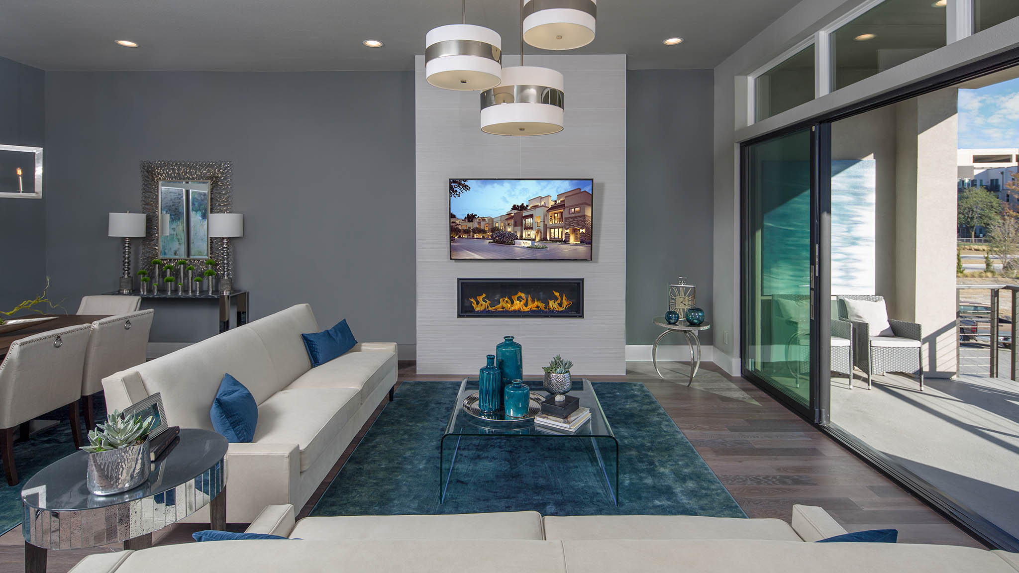 The Villas at Legacy West Homes – Britton Homes Floor Plans