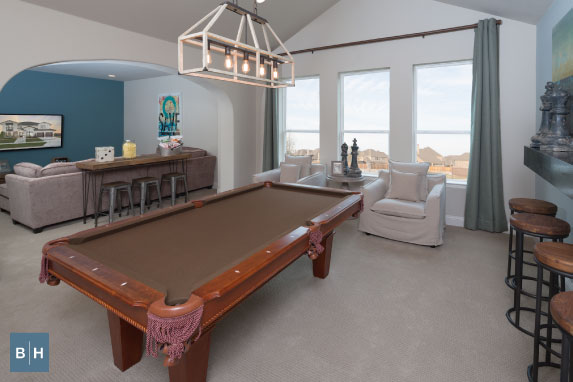 Level up your game room britton homes it may not seem like it but game rooms are important its vital to designate a space in our lives to relax play games and connect with others solutioingenieria Image collections