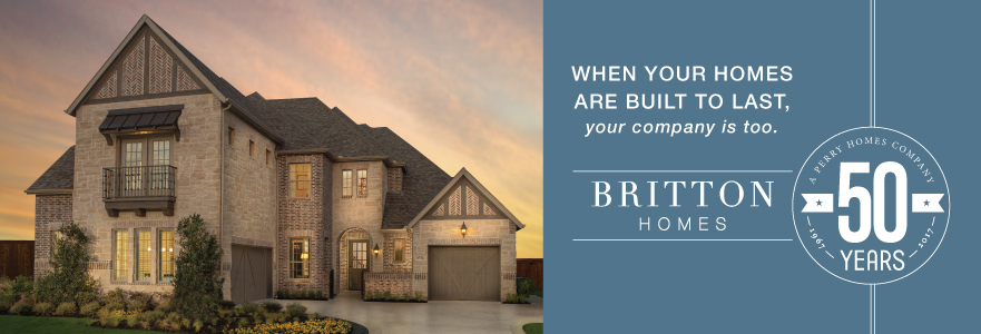 Britton Homes and Perry Homes